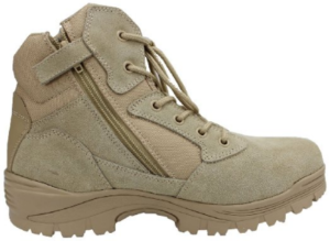 Ryno Gear Tactical Combat Boots Wide