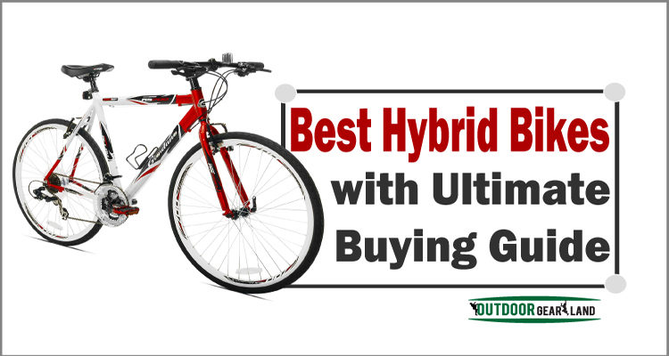 Best Hybrid Bikes 2017 with Ultimate Buying Guide
