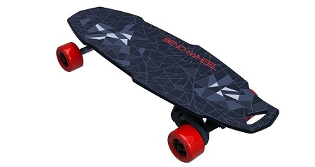 BENCHWHEEL Penny Board 1000W Electric Skateboard