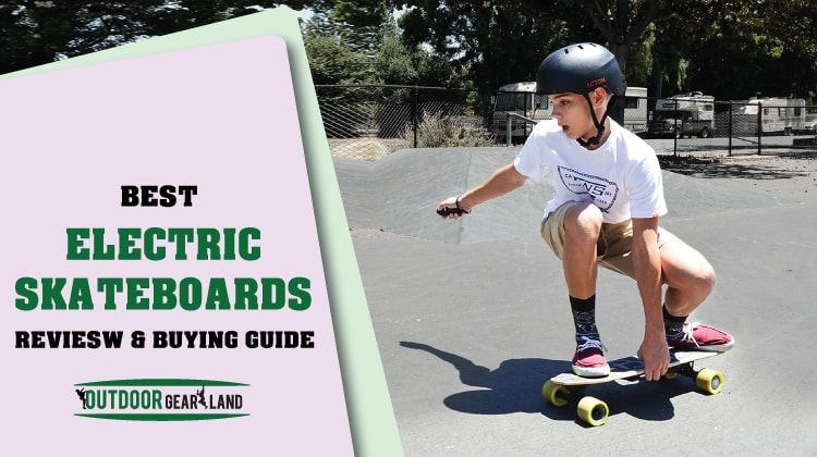 Best Electric Skateboards 2017 with Ultimate Buying Guide