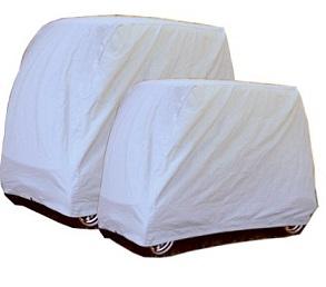 Brightent 2-4 Passengers Golf Cart Cover