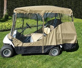 Golf Cart Driving Enclosure