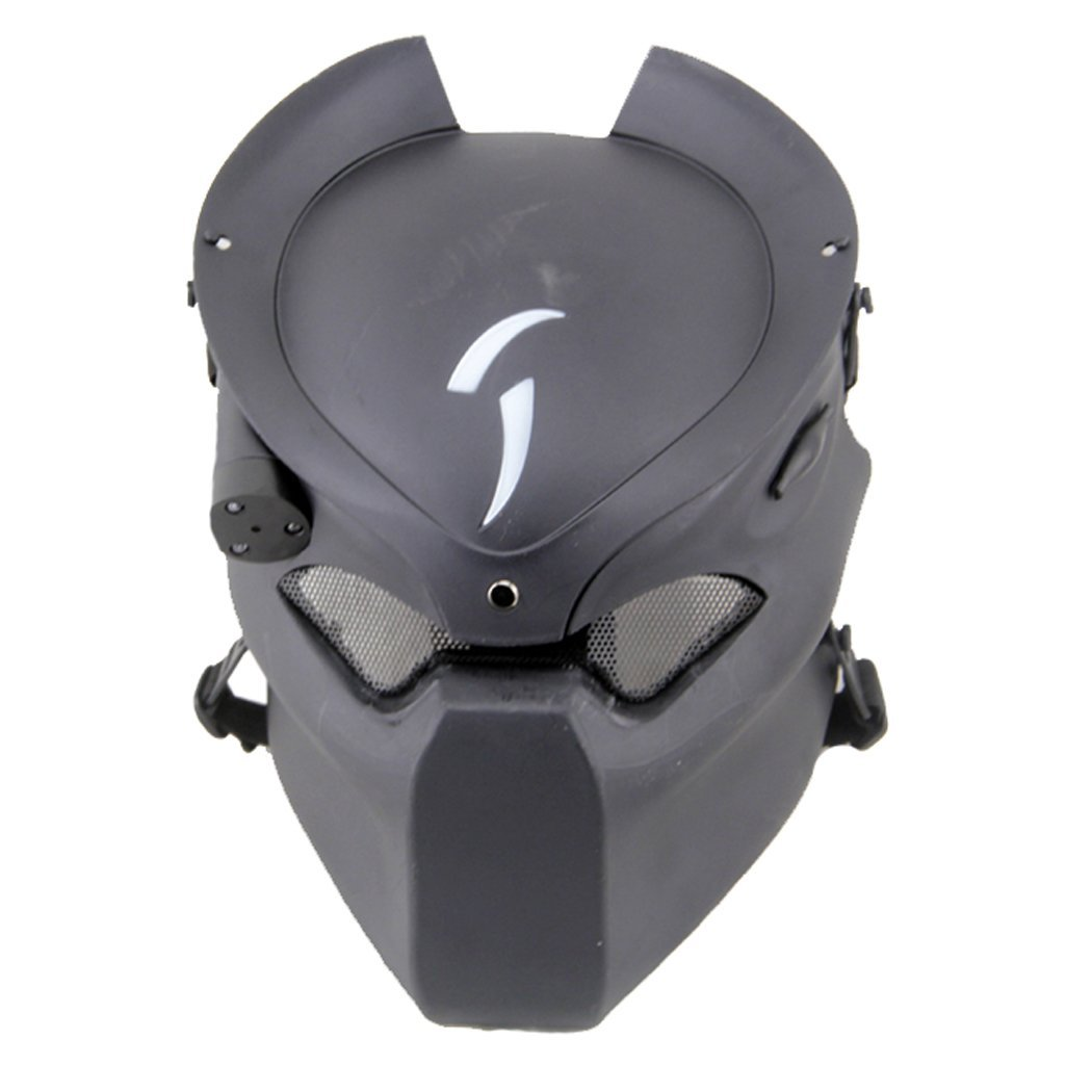 Coxeer Outdoor CS Games Costume Mask Ventilate Protective Face Mask