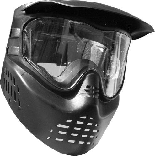 Gen-X Global XVSN Paintball Mask (BLACK) G-302 XVSN