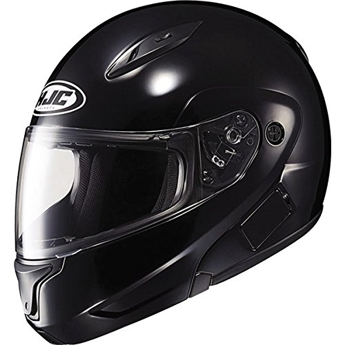 HJC Solid Men's CL-MAX II Bluetooth Sports Bike Motorcycle Helmet