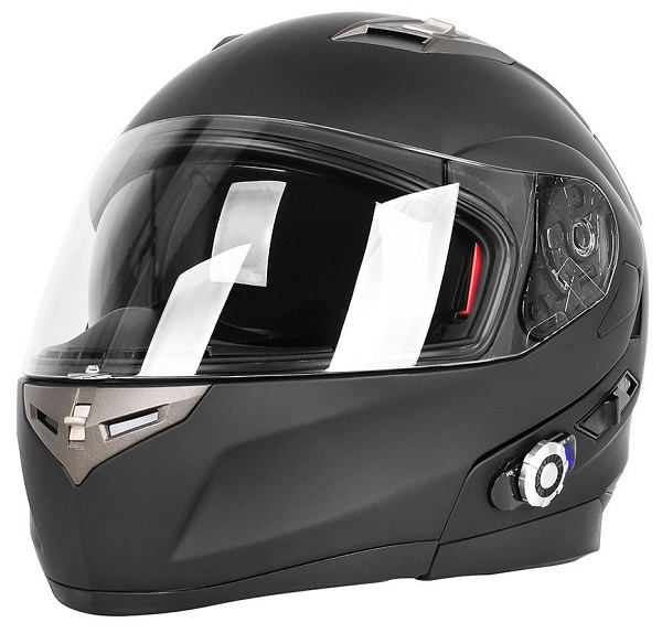 Motorcycle Helmets,FreedConn Flip up Dual Visors Full Face Helmet