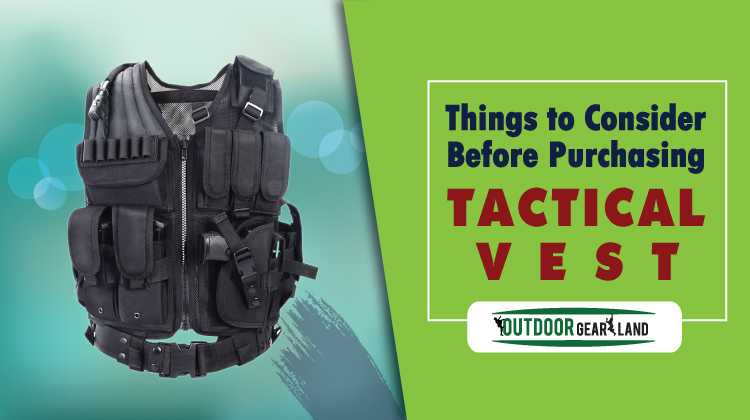 Best Tactical Vest Buying Guide