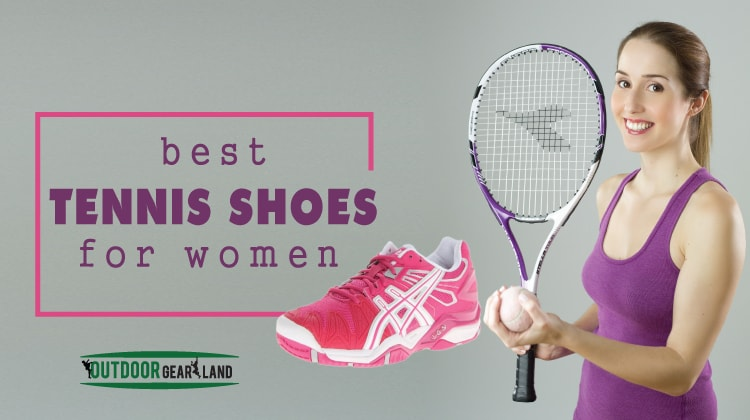 best service e9980 b24d3 Best Tennis Shoes for Women in 2019   Reviews   Guide